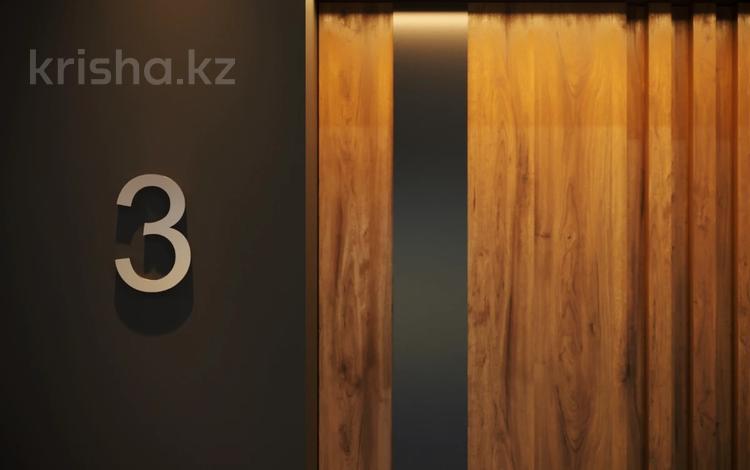 2-комнатная квартира, 66.89 м², 2 этаж, Гагарина 233 за ~ 39.5 млн 〒 в Алматы, Бостандыкский р-н