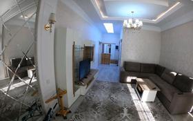 2-комнатная квартира, 100 м², 2/6 этаж помесячно, Кажымукана 59 за 450 000 〒 в Алматы, Медеуский р-н