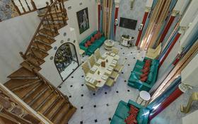 4-комнатный дом помесячно, 340 м², Керей-Жаныбек Хандар за 3 млн 〒 в Алматы, Медеуский р-н