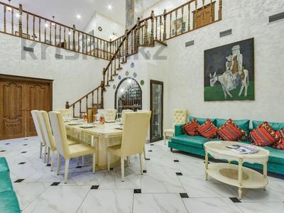 4-комнатный дом помесячно, 340 м², Керей-Жаныбек Хандар за 3 млн 〒 в Алматы, Медеуский р-н — фото 4