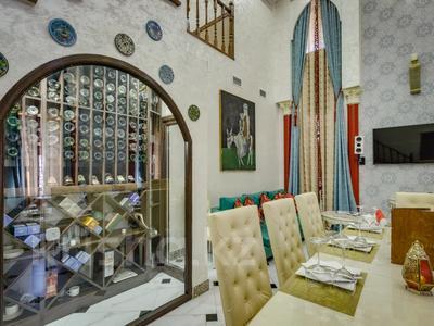 4-комнатный дом помесячно, 340 м², Керей-Жаныбек Хандар за 3 млн 〒 в Алматы, Медеуский р-н — фото 5