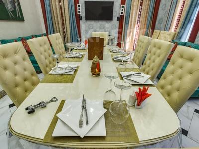 4-комнатный дом помесячно, 340 м², Керей-Жаныбек Хандар за 3 млн 〒 в Алматы, Медеуский р-н — фото 6