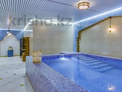 4-комнатный дом помесячно, 340 м², Керей-Жаныбек Хандар за 3 млн 〒 в Алматы, Медеуский р-н — фото 10