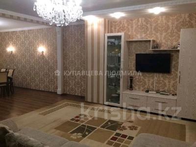 3-комнатная квартира, 110 м², 8/18 этаж, Шахтеров 60 за 32 млн 〒 в Караганде, Казыбек би р-н