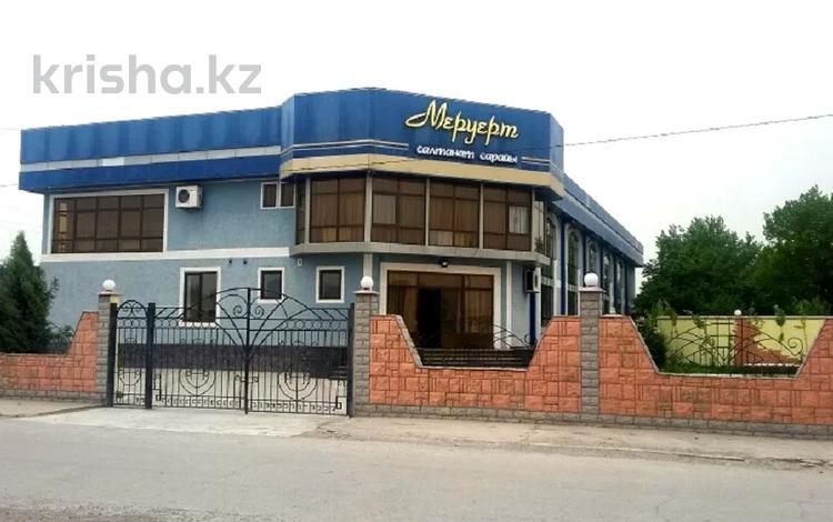 Здание, площадью 880 м², С.Шубарсу 1 — Массив Агросад за 130 млн 〒