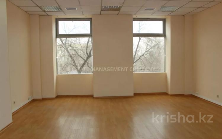 Офис площадью 101.6 м², проспект Гагарина 258В за 3 300 〒 в Алматы, Бостандыкский р-н