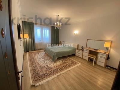 3-комнатная квартира, 98 м², 6/18 этаж, Брусиловского 159 за 49 млн 〒 в Алматы, Алмалинский р-н