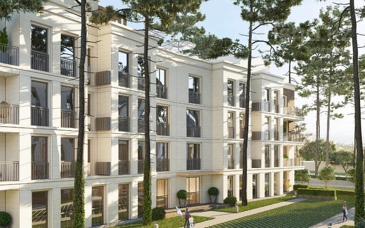 2-комнатная квартира, 77.3 м², Сагадат Нурмагамбетова 138/2 за ~ 47.2 млн 〒 в Алматы, Медеуский р-н
