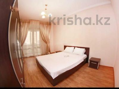 2-комнатная квартира, 60 м², 20/22 этаж посуточно, Мангилик Ел 54 за 12 000 〒 в Нур-Султане (Астана)