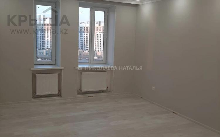 2-комнатная квартира, 72 м², 8/9 этаж, Толе Би за 25.5 млн 〒 в Нур-Султане (Астана), Есиль р-н