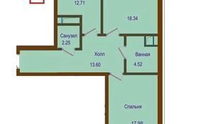 2-комнатная квартира, 71 м², 9/10 этаж, Сейфуллина 51/2 за ~ 21 млн 〒 в Алматы, Турксибский р-н