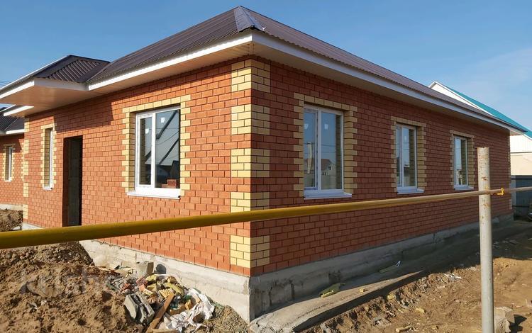 3-комнатный дом, 110 м², 4 сот., Деркул 2 этап за 15 млн 〒 в Уральске