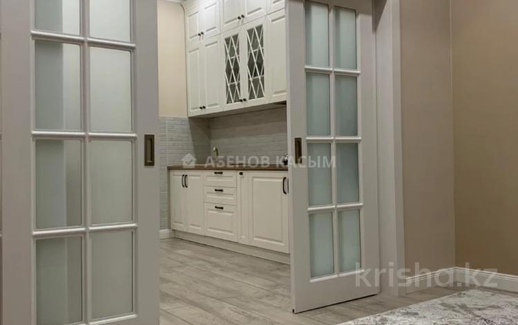 3-комнатная квартира, 90 м², 10/17 этаж, Гагарина — Мынбаева за 46.5 млн 〒 в Алматы, Бостандыкский р-н