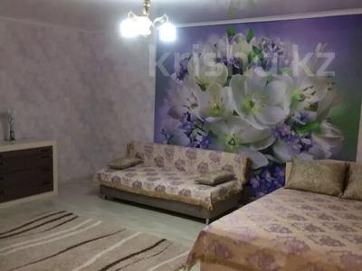 1-комнатная квартира, 32 м², 3/4 этаж посуточно, Кабанбай батыра 51 — Шевченко за 6 000 〒 в Талдыкоргане