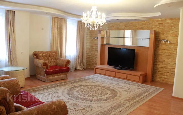 3-комнатная квартира, 112.3 м², 4/9 этаж, Сауран 2 за 35 млн 〒 в Нур-Султане (Астана), Есиль р-н