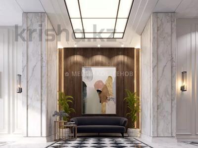 4-комнатная квартира, 141.6 м², 11/12 этаж, Бухар жырау за 63 млн 〒 в Нур-Султане (Астана), Есильский р-н