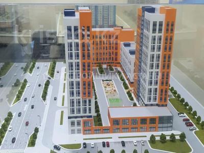 1-комнатная квартира, 44.5 м², Айнакол 66/1 за 12.7 млн 〒 в Нур-Султане (Астане), Алматы р-н