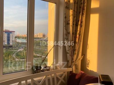 3-комнатная квартира, 136 м², 8/10 этаж, Алихана Бокейхана 6 за 55 млн 〒 в Нур-Султане (Астана), Есиль р-н