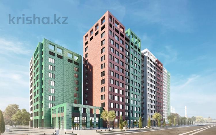2-комнатная квартира, 78 м², 5/12 этаж, Достык 10/1 за ~ 34.3 млн 〒 в Нур-Султане (Астана), Есиль р-н