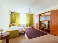 1-комнатная квартира, 47 м², 5/9 этаж посуточно, Жарбрсынова 62 за 11 000 〒 в Атырау