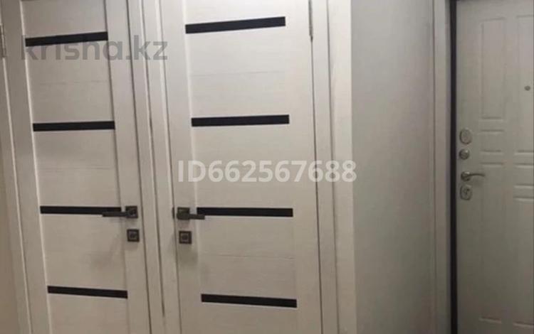 1-комнатная квартира, 42 м², 7/9 этаж посуточно, мкр Юго-Восток, Сатыбалдина за 7 000 〒 в Караганде, Казыбек би р-н
