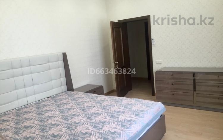 2-комнатная квартира, 91 м², 11 этаж помесячно, Аль-фараби 21 за 360 000 〒 в Алматы, Бостандыкский р-н