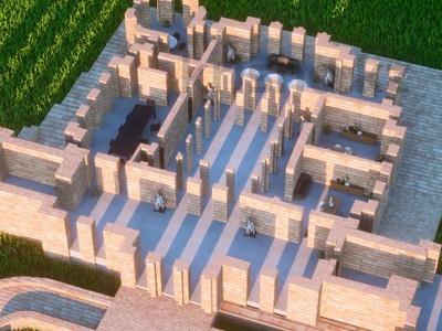 33-комнатный дом, 6300 м², 2200 сот., Горки-10 за 6.3 млрд 〒 в Москве — фото 22