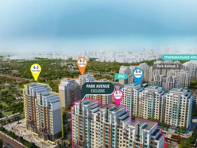3-комнатная квартира, 100.62 м², Туркестан 20 за ~ 41 млн 〒 в Нур-Султане (Астана), Есиль р-н — фото 8