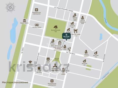 3-комнатная квартира, 100.62 м², Туркестан 20 за ~ 41 млн 〒 в Нур-Султане (Астана), Есиль р-н — фото 10