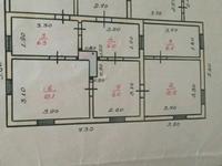 8-комнатный дом, 74 м², 10 сот., мкр Пришахтинск, 22й микрорайон за 7.5 млн 〒 в Караганде, Октябрьский р-н