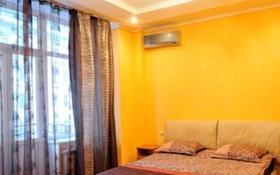 2-комнатная квартира, 65 м², 7/9 этаж посуточно, Самал-2 50 — Аль-Фараби за 11 000 〒 в Алматы, Медеуский р-н