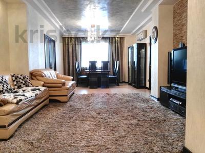 4-комнатная квартира, 140 м², 9/25 этаж посуточно, Каблукова 270/2 — Малахова за 25 000 〒 в Алматы, Бостандыкский р-н