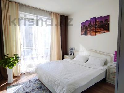 2-комнатная квартира, 45 м², 3/17 этаж посуточно, Брауна 20 за 17 000 〒 в Алматы