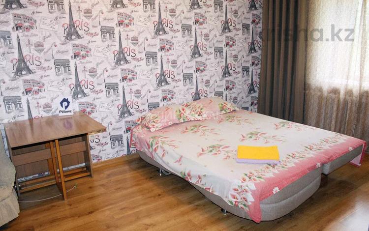1-комнатная квартира, 35 м², 4/4 этаж посуточно, Абая 101 — Муратбаева за 9 000 〒 в Алматы, Алмалинский р-н