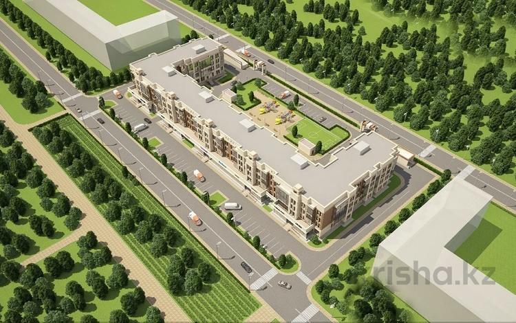 4-комнатная квартира, 126.33 м², 5/7 этаж, проспект Кабанбай Батыра 75А за ~ 34.4 млн 〒 в Нур-Султане (Астана), Есиль р-н