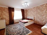 1-комнатная квартира, 50 м², 10/10 этаж посуточно, Батыс 2 13 б за 8 000 〒 в Актобе