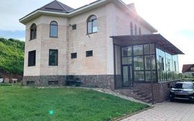 9-комнатный дом, 420 м², 30 сот., мкр Таужолы, Тамаша 10 за 125 млн 〒 в Алматы, Наурызбайский р-н