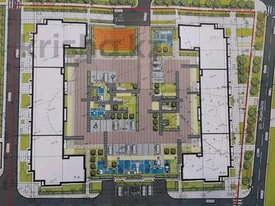2-комнатная квартира, 62.77 м², 6/10 этаж, Шаймердена Косшыгулулы 8 за ~ 15.7 млн 〒 в Нур-Султане (Астана), Сарыарка р-н — фото 2