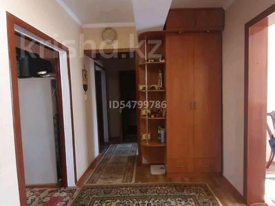 4-комнатная квартира, 106 м², 2/5 этаж, 12 микрорайон 2 за 23 млн 〒 в Таразе