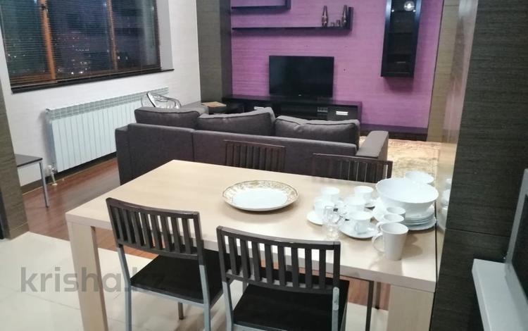 3-комнатная квартира, 120 м², 11/30 этаж помесячно, проспект Рахимжана Кошкарбаева 2 за 310 000 〒 в Нур-Султане (Астана)