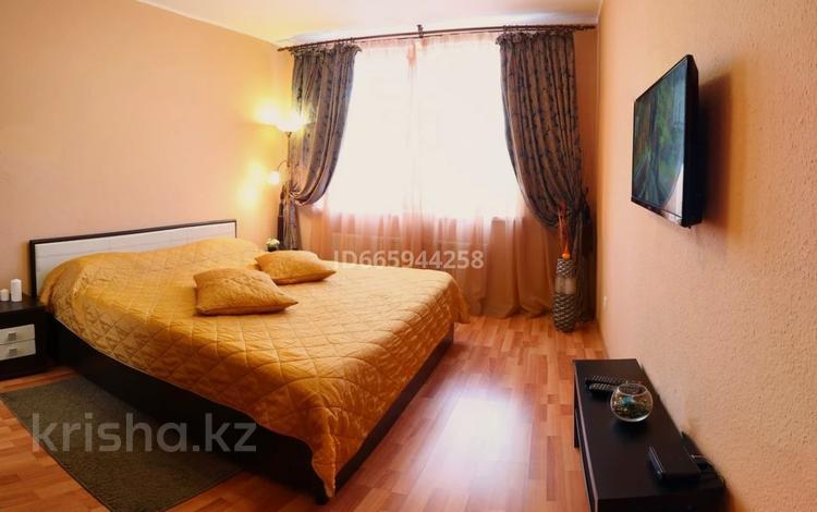 1-комнатная квартира, 55 м², 4/14 этаж посуточно, Сатпаева 20 за 8 000 〒 в Нур-Султане (Астане), Алматы р-н
