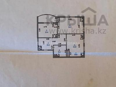 4-комнатная квартира, 100 м², 13/20 этаж, Кенесары 65 за 30 млн 〒 в Нур-Султане (Астана), р-н Байконур — фото 15