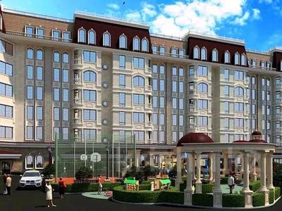 2-комнатная квартира, 99.86 м², Назарбаева — Хаджимукана за ~ 75.9 млн 〒 в Алматы, Медеуский р-н