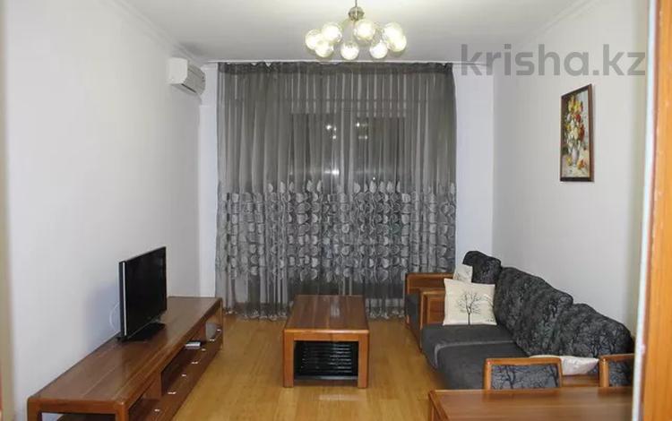 3-комнатная квартира, 76 м², 5 этаж на длительный срок, проспект Достык 97Б за 290 000 〒 в Алматы, Медеуский р-н