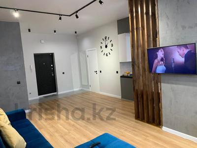 2-комнатная квартира, 64 м², 8/9 этаж, Керей Жанибек хандары 16 за ~ 33.3 млн 〒 в Нур-Султане (Астане), Есильский р-н