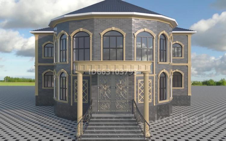 9-комнатный дом, 700 м², 16 сот., 193 квартал ( Пахтакор ) за 130 млн 〒 в Шымкенте