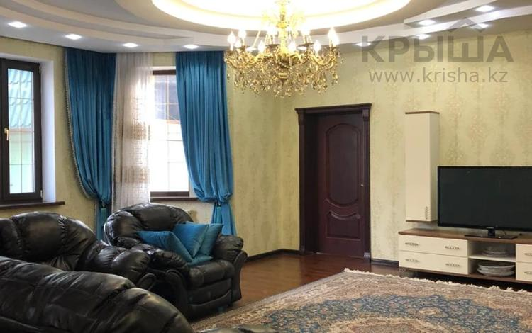 5-комнатный дом, 280 м², 8 сот., Маметова за 55 млн 〒 в Туздыбастау (Калинино)