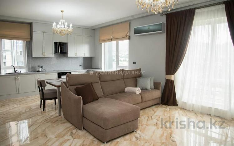 4-комнатная квартира, 166 м², 16/16 этаж, Аль-Фараби — проспект Сакена Сейфуллина за 130 млн 〒 в Алматы, Бостандыкский р-н