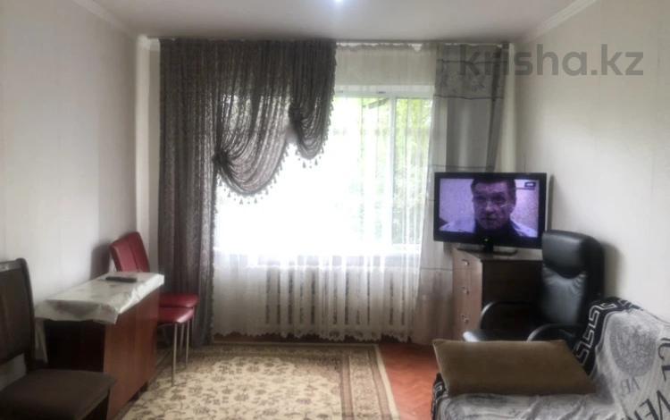 1-комнатная квартира, 33 м², 1/5 этаж, Гагарина 17 за 7.5 млн 〒 в Боралдае (Бурундай)