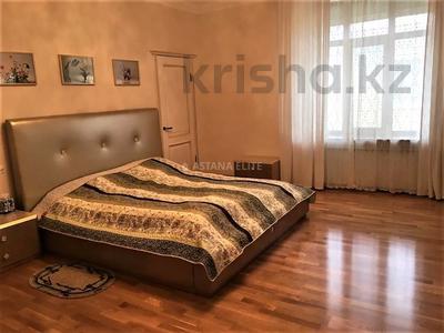 7-комнатный дом помесячно, 420 м², 8 сот., проспект Мангилик Ел за 1 млн 〒 в Нур-Султане (Астана), Есиль р-н — фото 14